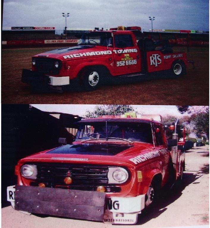 International  Tow-Truck