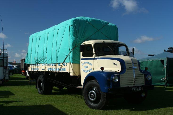 Leyland Comet  Truck
