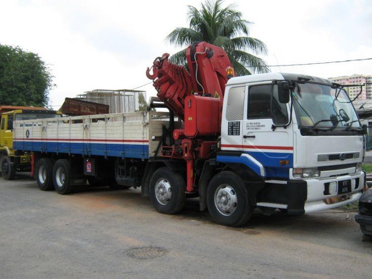 Nissan Diesel Petaling Jaya Malaysia