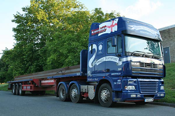 DAF XF95 480 Super Space Cab