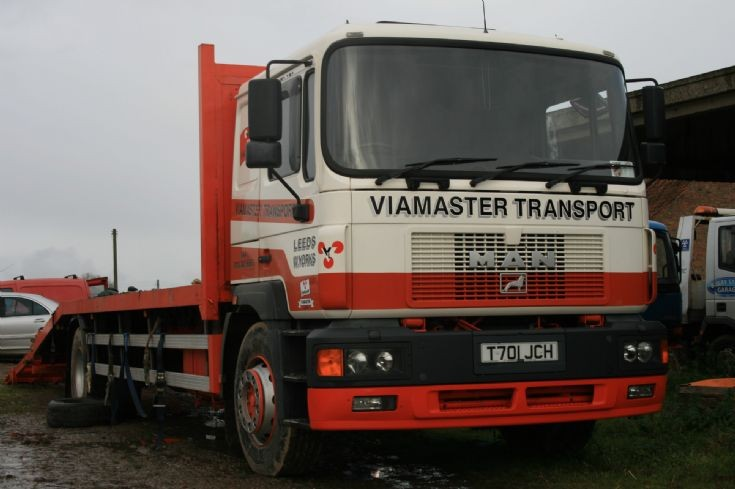 MAN of Viamaster Transport