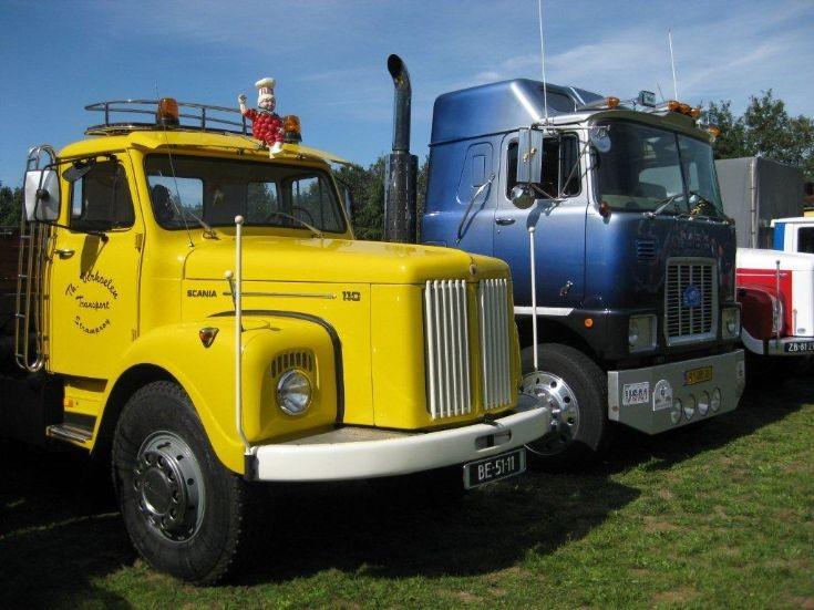 Scania and Mack; Landdag 2010 - 3