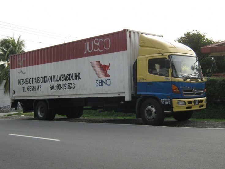 Hino 500 Malaysia