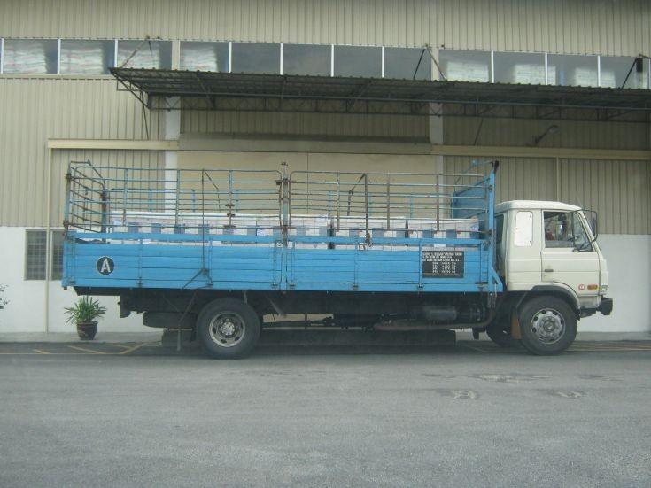 Nissan Diesel CW cargo truck Malaysia