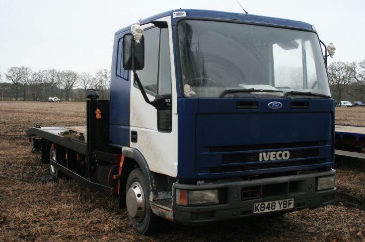 Ford Iveco 75E15.