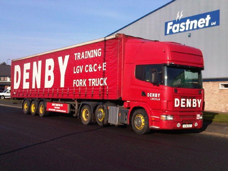 Scania. - Denby