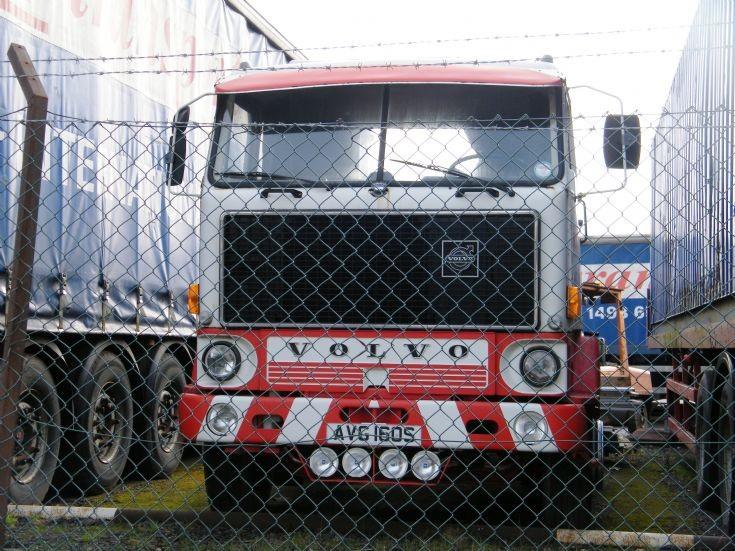 Volvo F89    AVG 160S