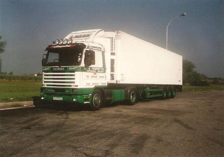 Lagan Transport 143