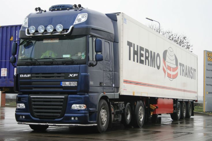 Truck Photos  DAF XF 105 510