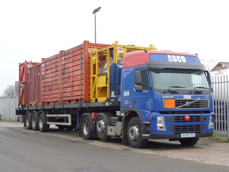 VOLVO FM420   AUO6 FDY