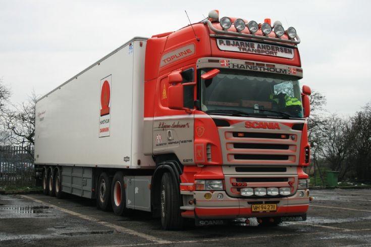 Scania Topline R500 V8.