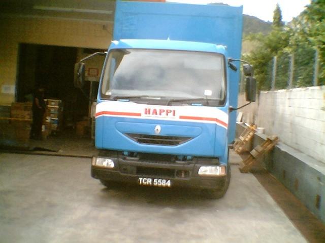 Renault Truck TCR 5584 Happi
