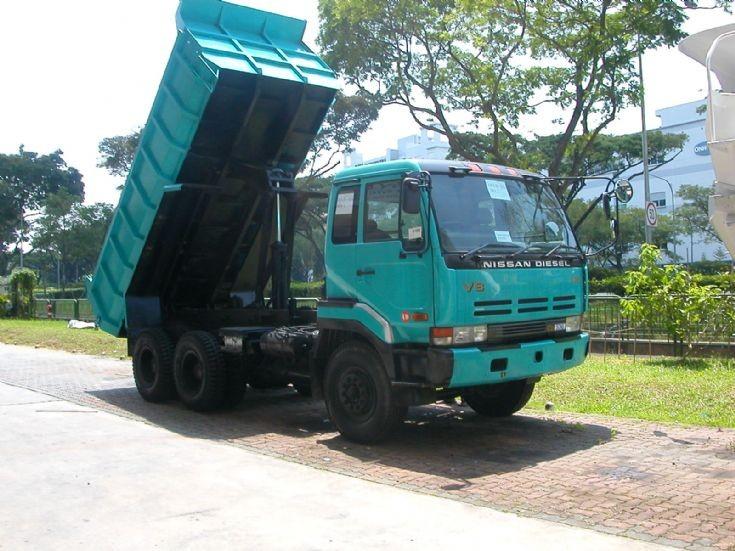 Nissan Diesel CW536H