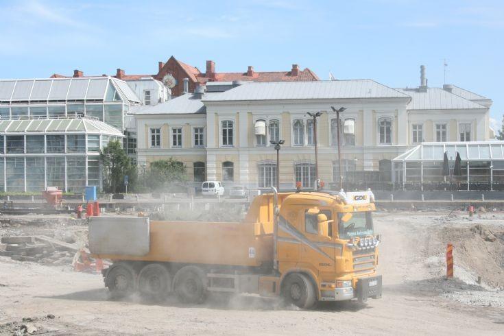 Scania at Copenhagen