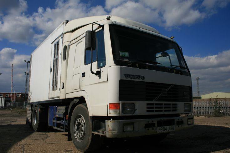 Volvo FL10 Intercooler.