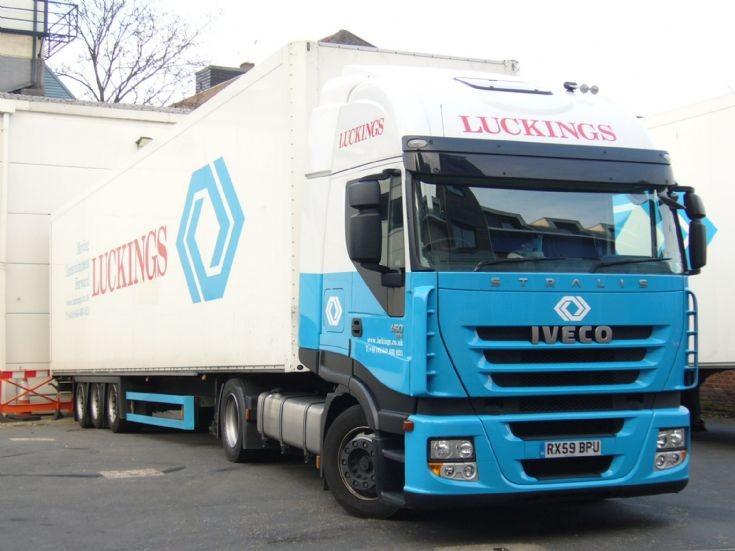 Iveco Stralis 450  RX59 BPU  20/03/2011