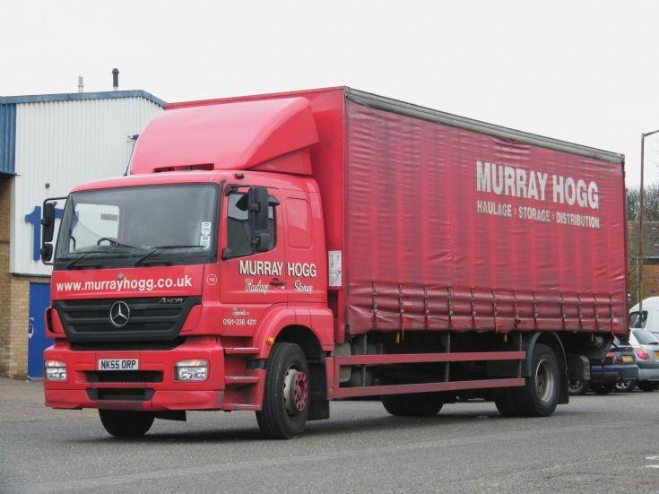 Mercedes Axor  NK55 ORP  21/03/2011