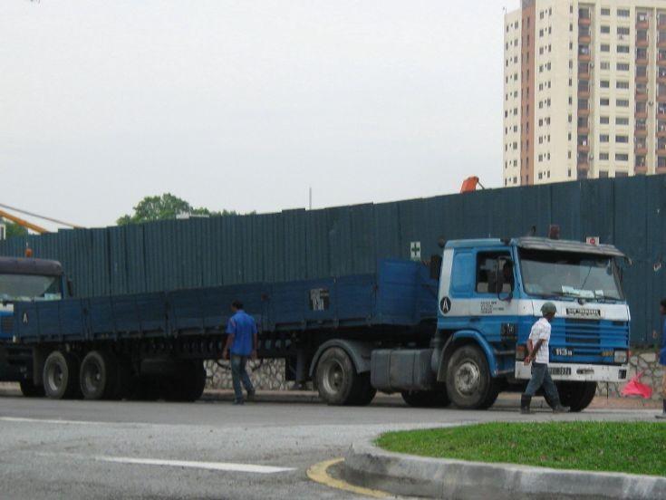 Scania truck Malaysia