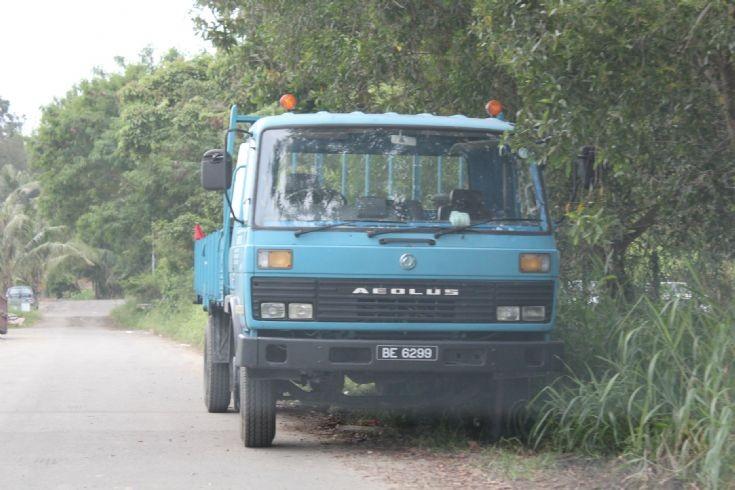 Aeolus cargo truck