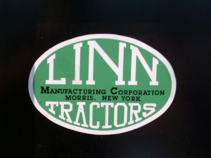 Linn tractor logo