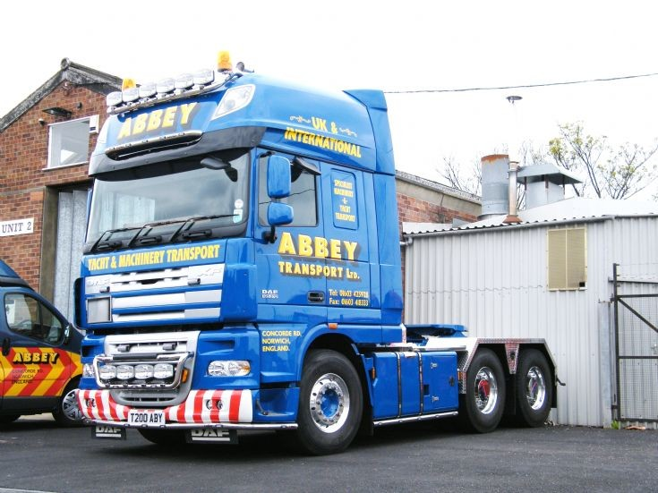 DAF XF 510    T200 ABY