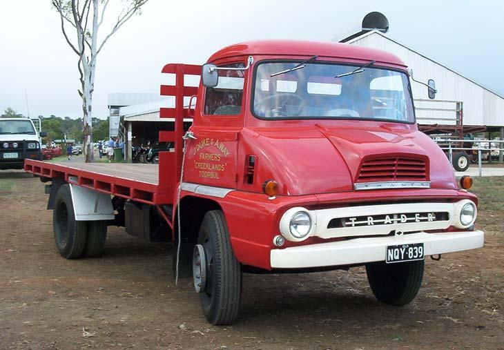 1960s Thames Trader 6-cylinder