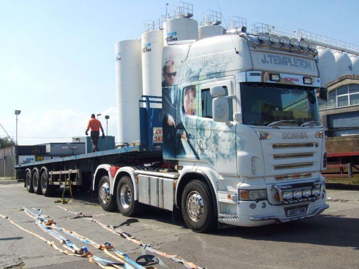 Scania Topline    JOO7 TEM
