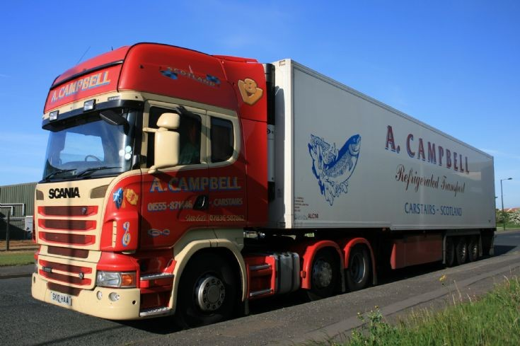 Scania R620 - Campbell