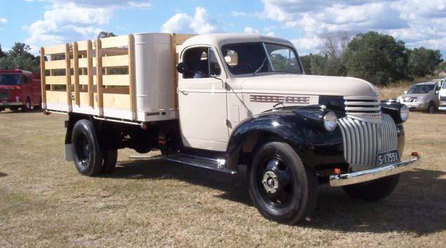 Truck Photos 1942 Chevrolet Truck