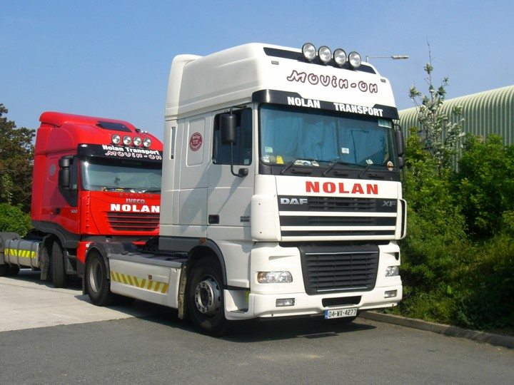 Ferry To Ireland From Holyhead >> Truck Photos - Nolan Transport