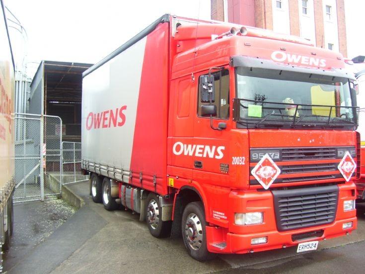 OWENS DAF 95XF