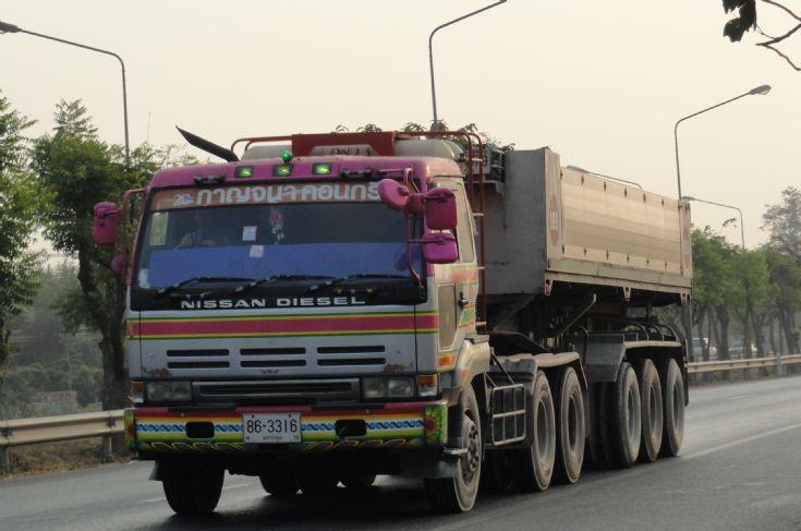 Nissan Diesel in Thailand