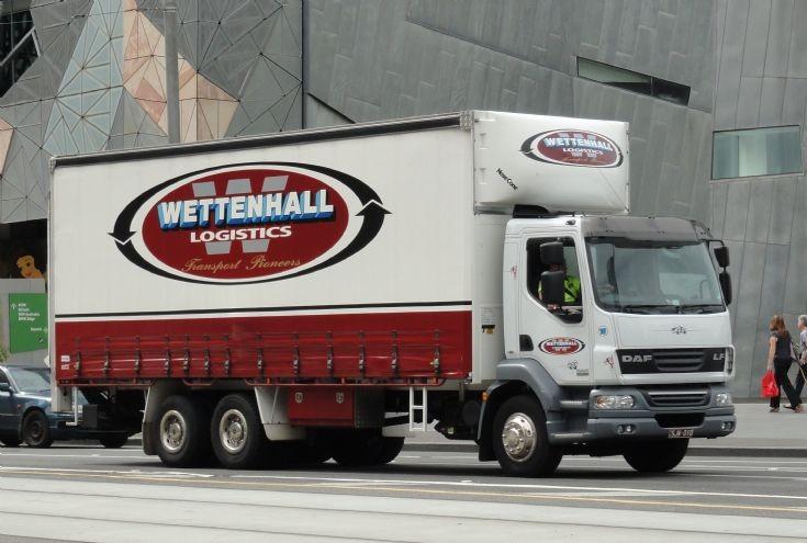 Wettenhall Logistics.