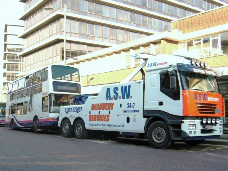 Iveco recovery truck    9/8/2011