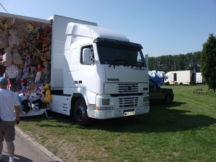 stall lorry