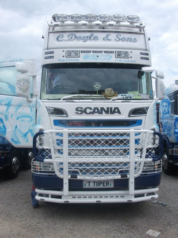 C Doyle (4) - Scania