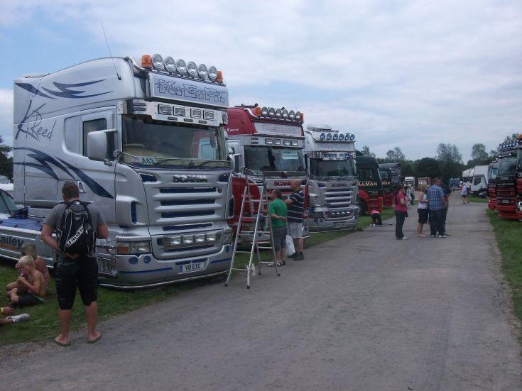 Scania x3