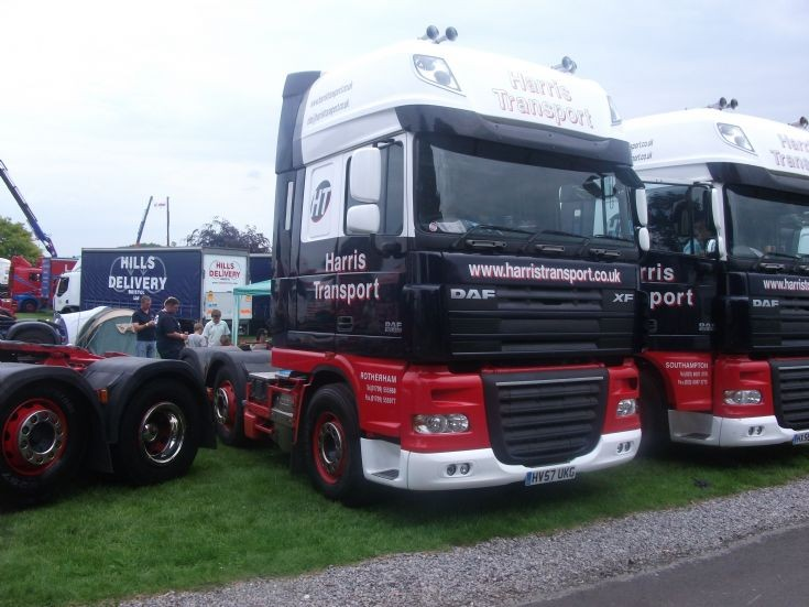 Harris Transport XF